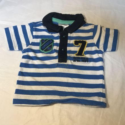 0-3 Month Baby Polo Top